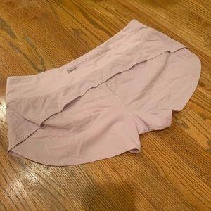 SOLD ON MERC lululemon speed shorts